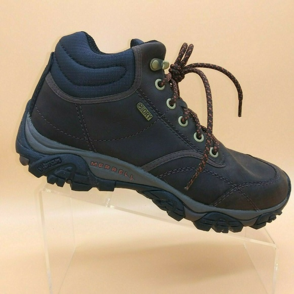 Merrell Other - Merrell Moab Mid Waterproof Hiking Shoes 8.5 US